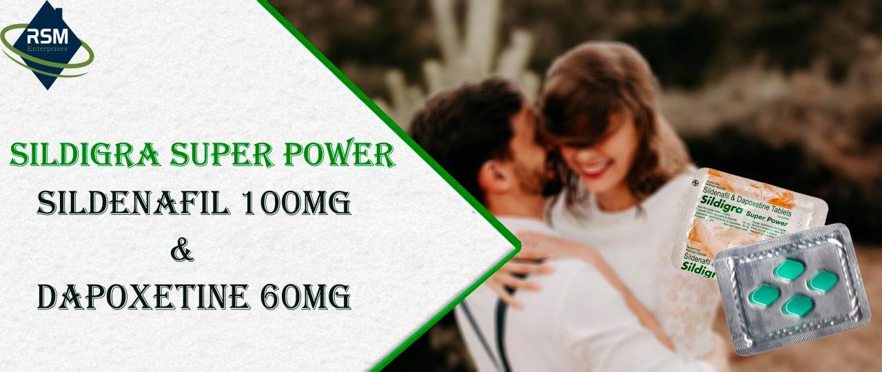 Major Causes of Sensual Disorder in Adult Men – Sildigra Super Power